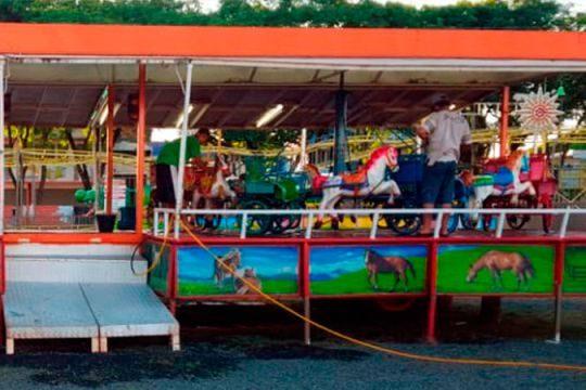 Charretinha | Planeta Park