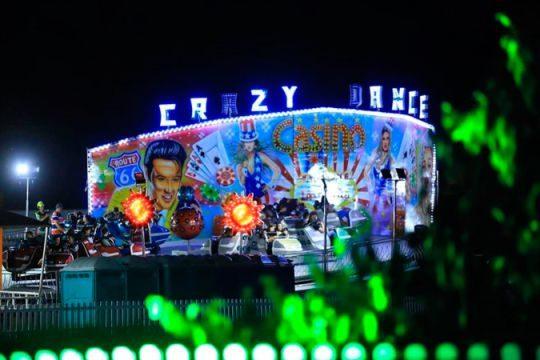 Crazy Dance | Planeta Park
